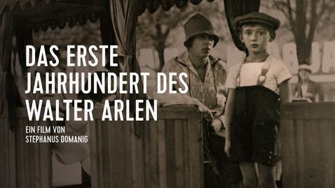 Das erste Jahrhundert des Walter Arlen