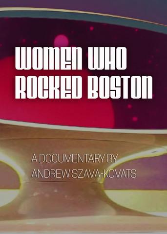 Women Who Rocked Boston