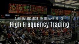 Vorschaubild für Eintrag Underhand Tactics: High Frequency Trading