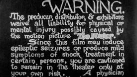 Vorschaubild für Eintrag Tony Conrad: The Flicker