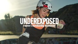 Thumbnail for entry Underexposed: A Women's Skateboarding Documentary