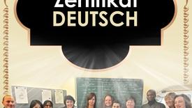 Vorschaubild für Eintrag Zertifikat Deutsch