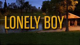 Vorschaubild für Eintrag Lonely Boy