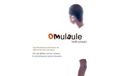Vorschaubild für Eintrag Omulaule heißt schwarz