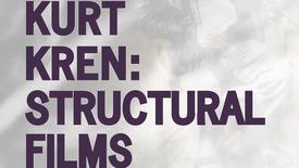 Vorschaubild für Eintrag Kurt Kren – Structural Films