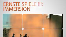 Vorschaubild für Eintrag Serious Games III: Immersion (Ernste Spiele III: Immersion)