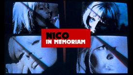 Vorschaubild für Eintrag Nico - In Memoriam