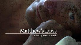 Vorschaubild für Eintrag Matthew's Laws