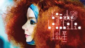 Vorschaubild für Eintrag Björk - Biophilia Live