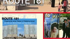 Vorschaubild für Eintrag Route 181 - Fragmente einer Reise in Palästina-Israel Teil 2 Das Zentrum