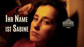 Vorschaubild für Eintrag Her Name is Sabine