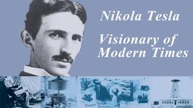 Vorschaubild für Eintrag Nikola Tesla – Visionär der Moderne