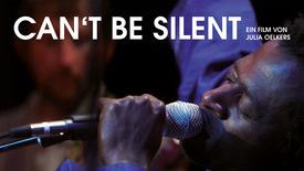 Vorschaubild für Eintrag Can't Be Silent