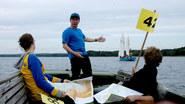 Der Bootgott vom Seesportclub