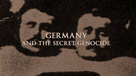 Vorschaubild für Eintrag Germany and the Secret Genocide
