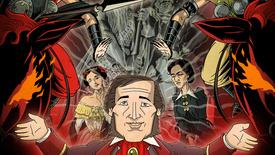Vorschaubild für Eintrag Richard – Im Walkürenritt durch Wagners Leben