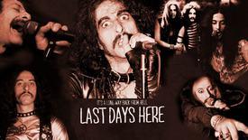 Vorschaubild für Eintrag Last Days Here