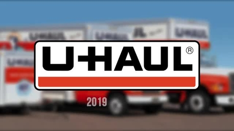 Thumbnail for entry U-Haul 2019 Branded Entertainment Integrations