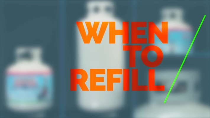 When to Refill