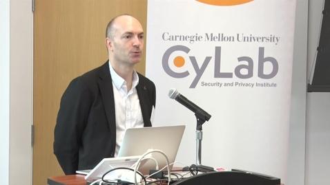 Thumbnail for entry Cylab Presentation - Christin.mp4