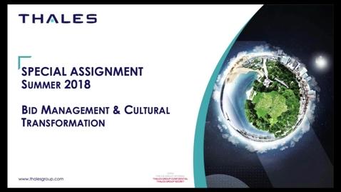 Thumbnail for entry E&TIM Seminar Internship Presentations - Bhan