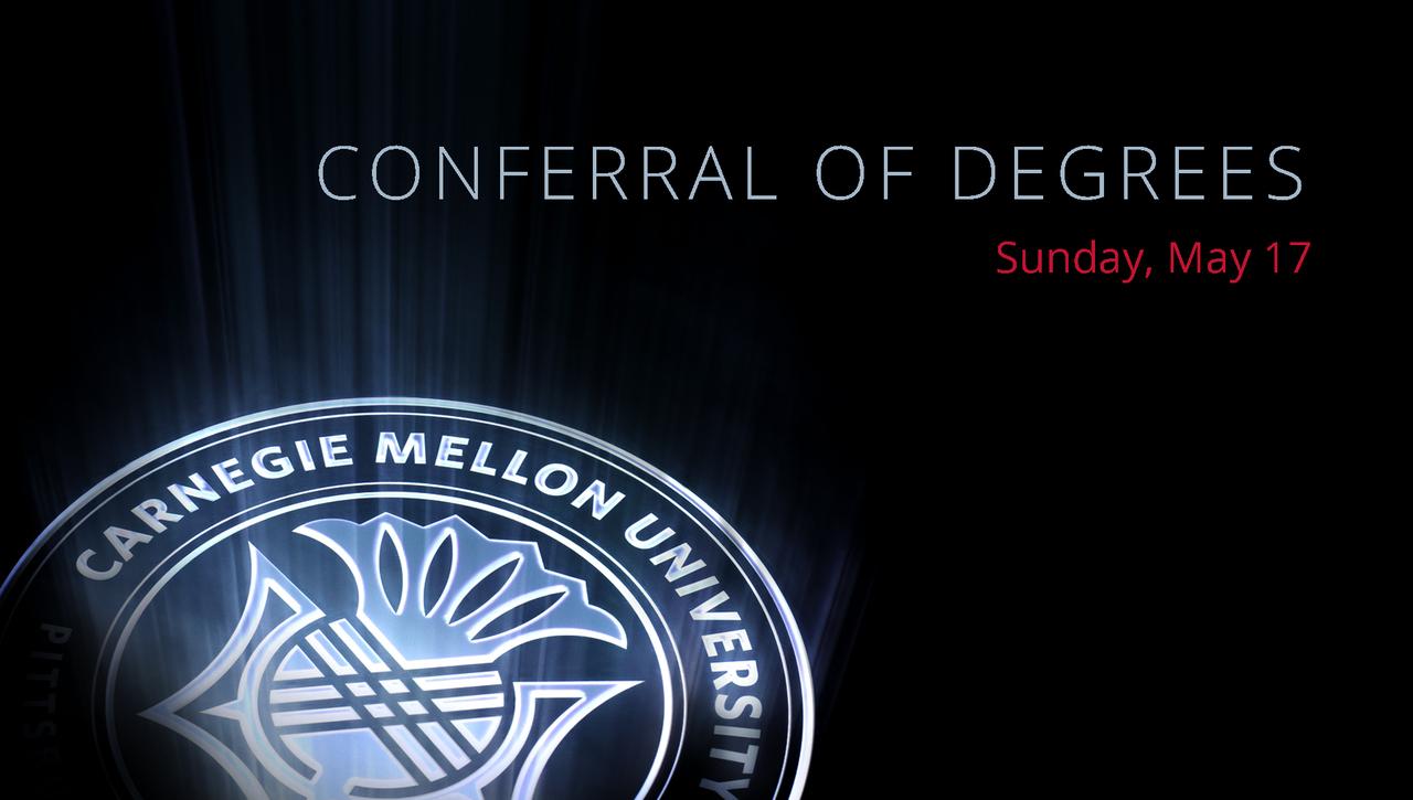2020 Conferral of Degrees - Main Conferral Ceremony