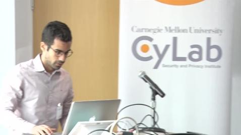 Thumbnail for entry Cylab Presentation - Sharif.mp4