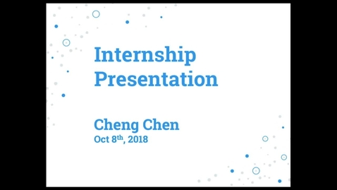 Thumbnail for entry E&TIM - Chen