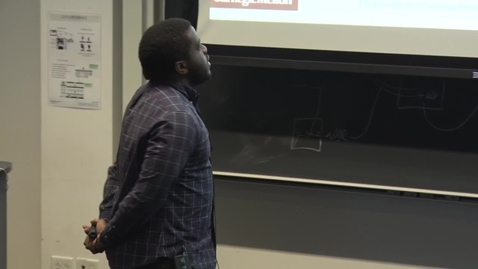 Thumbnail for entry E&TIM Seminar Internship Presentations - Nnachetti