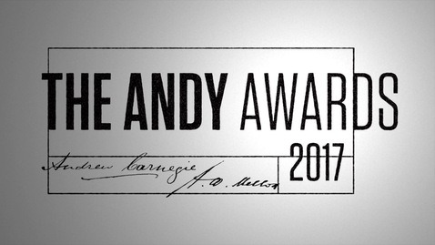 Thumbnail for entry 2017 Andy Awards Program