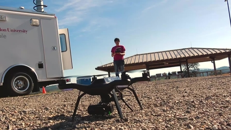 Thumbnail for entry Bob Iannucci: CROSSMobile: Using Drones on Networks to Improve Infrastructure
