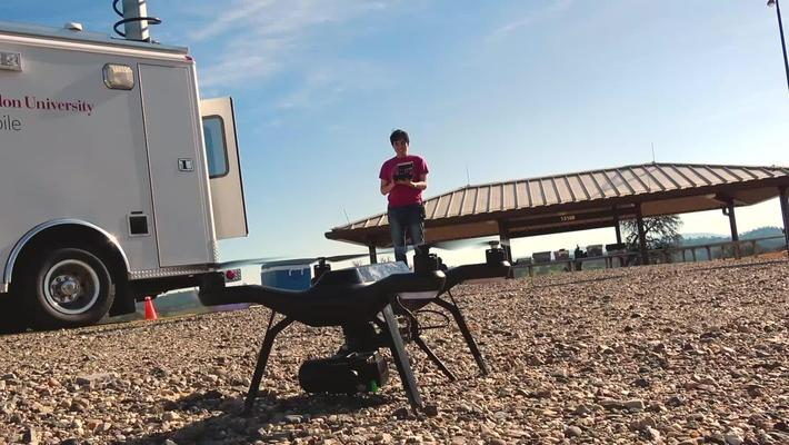 Bob Iannucci: CROSSMobile: Using Drones on Networks to Improve Infrastructure