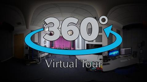 Thumbnail for entry Media Services 360° Studio Virtual Tour