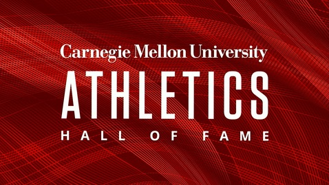 Thumbnail for entry 2019 Athletics Hall of Fame