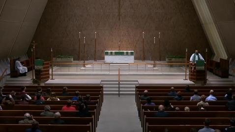 Thumbnail for entry Kramer Chapel Sermon - Monday, November 26, 2018
