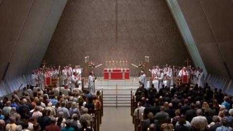 Thumbnail for entry Kramer Chapel Sermon - April 25, 2017 - Call Service