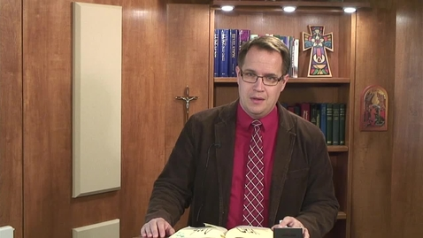 Thumbnail for entry Lectionary Podcast-Easter-Series B-Old Testament-with Prof. Ryan Tietz