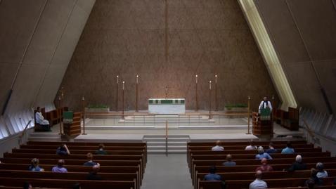 Thumbnail for entry Kramer Chapel Sermon - Monday, July 02, 2018
