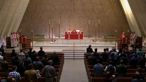 Thumbnail for entry Kramer Chapel Sermon - Tuesday, October 23, 2018