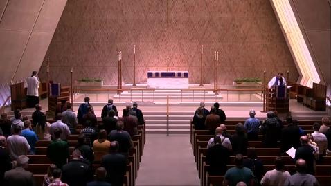 Thumbnail for entry Kramer Chapel Sermon - Tuesday, March 26, 2019