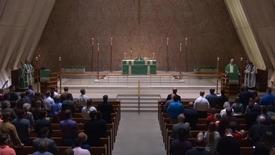 Thumbnail for entry Kramer Chapel Sermon - Wednesday, October 10, 2018