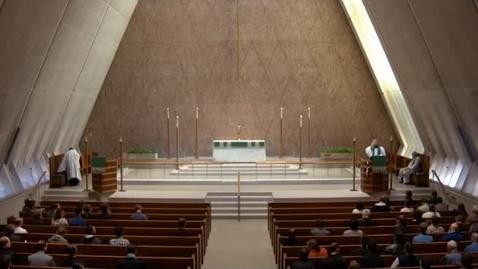 Thumbnail for entry Kramer Chapel Sermon - November 09, 2017