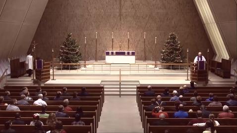 Thumbnail for entry Kramer Chapel Sermon - Friday, December 14, 2018