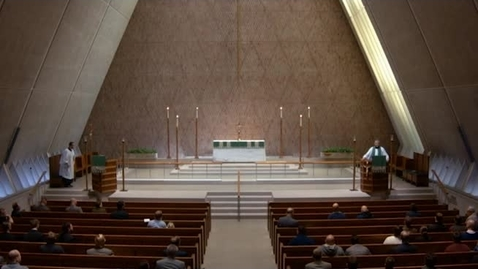 Thumbnail for entry Kramer Chapel Sermon - October 19, 2017