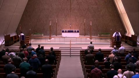 Thumbnail for entry Kramer Chapel Sermon - Tuesday, April 02, 2019