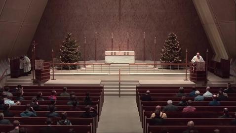 Thumbnail for entry Kramer Chapel Sermon - Monday, January 07, 2019