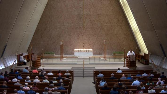 Kramer Chapel Sermon - May 17, 2018