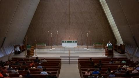 Thumbnail for entry Kramer Chapel Sermon - October 24, 2017