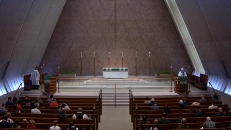 Thumbnail for entry Kramer Chapel Sermon - January 15, 2018