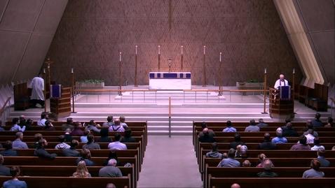 Thumbnail for entry Kramer Chapel Sermon - Monday, December 02, 2019